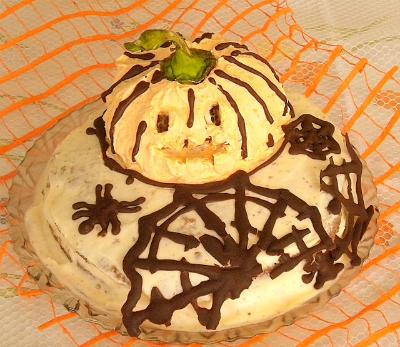 tort de halloween