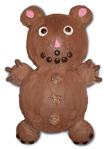 ursuleta de ciococlata - alimentatia copilului