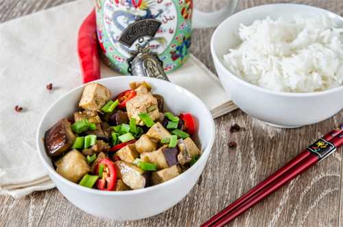 vinete cu tofu