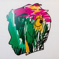 Expozitia mintilor: Povestea colorata a copiilor autisti