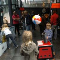Xperiment! - expozitie stiintifica interactiva pentru copii