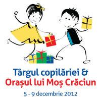 Voteaza Mos Craciun intre 5 si 9 decembrie la Targul Copilariei!