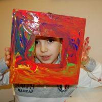 Copiii autisti, mici artisti!