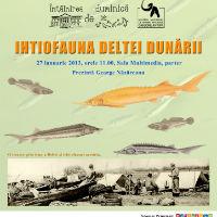 Intalnirea de Duminica: Ichtiofauna Deltei Dunarii!