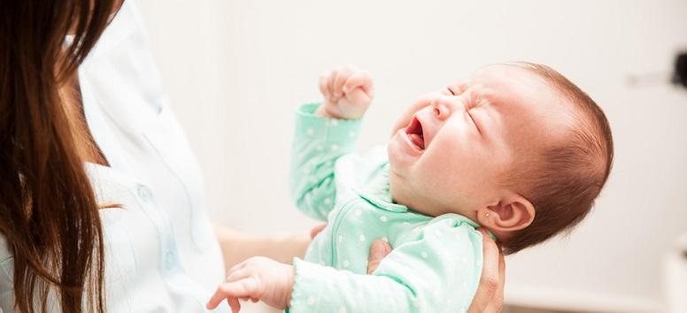 (P) Colicile - primele dureri ale bebelusului
