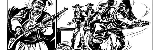 Al doilea titlu de banda desenata de la Editura HAC!BD
