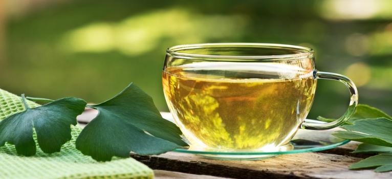 ceai de frunze de ceapa