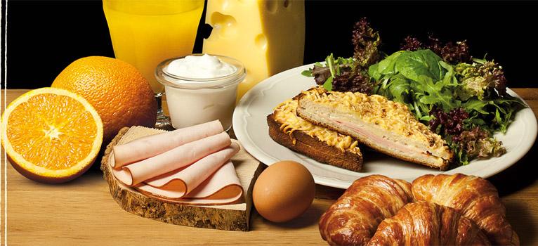 Noi retete frantuzesti in oferta Petit Déjeuner din brutariile Paul