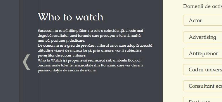 Colectia oamenilor care vor schimba viitorul Romaniei