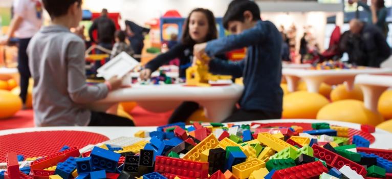 (P) Cel mai mare magazin LEGO din Romania se deschide la Cluj