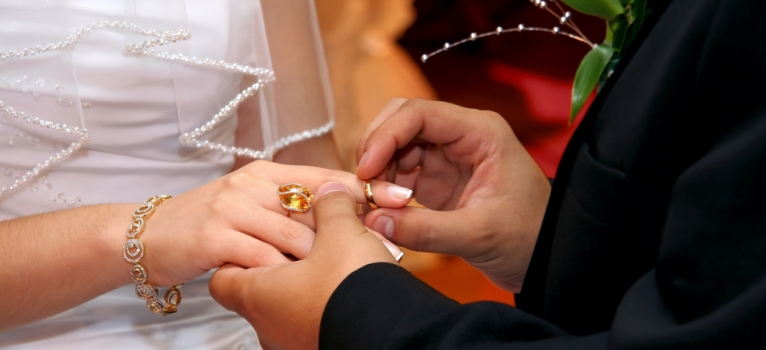 O poveste de dragoste din Orientul Mijlociu: Nu mi-am iubit sotia cand ne-am casatorit...