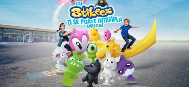 Lidl aduce campania de colectionare Stikeez in Romania