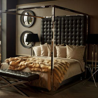 Stilul Glamour in locuinta ta: 16 piese de mobilier cu efect spectaculos