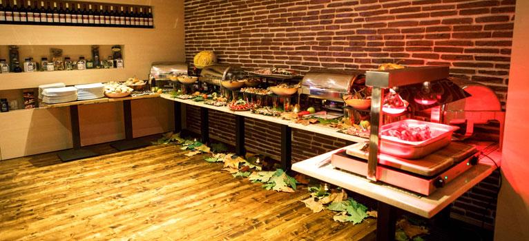(P) De 4 ani cea mai buna friptura din Bucuresti se mananca la OSHO