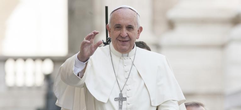 Papa Francisc crede in Big Bang: 'Dumnezeu nu este un magician!'