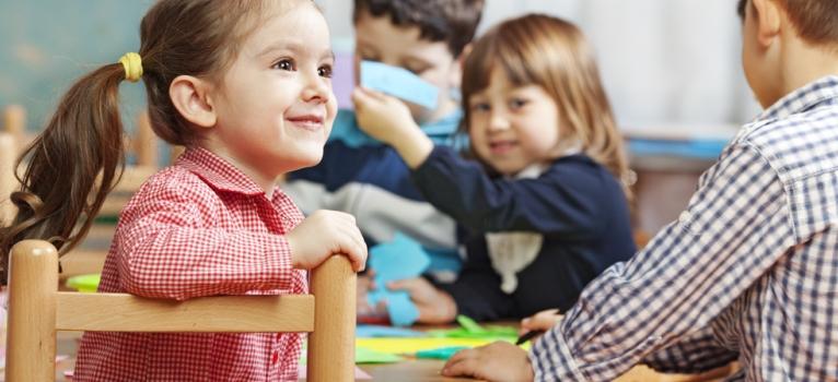 Studiu: Perioada de acomodare a copilului in gradinita dureaza 2 saptamani!