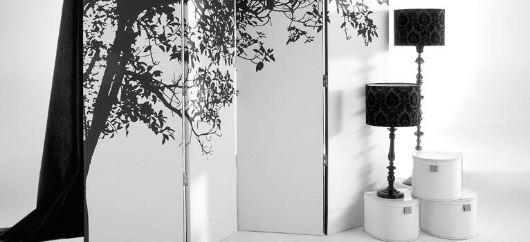 Tutorial: Cum sa folosesti spectaculosul contrast ALB-NEGRU in casa ta