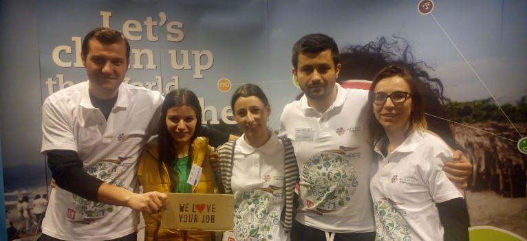Ecologi de exceptie: Delegatia Romaniei, o prezenta notabila la conferinta internationala Let`s Do It, World!