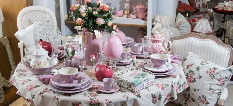 4 stiluri in decoratiunile pentru masa de Paste
