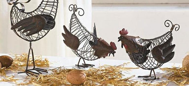 Sa fie sarbatoare: 14 decoratiuni geniale de Pasti!