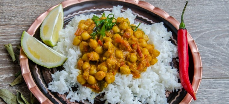 Curry de naut