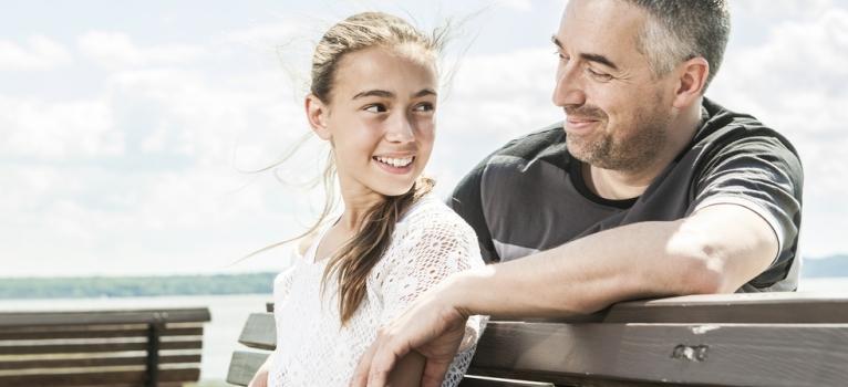15 lucruri pe care un tata ar trebui sa i le spuna fiicei lui