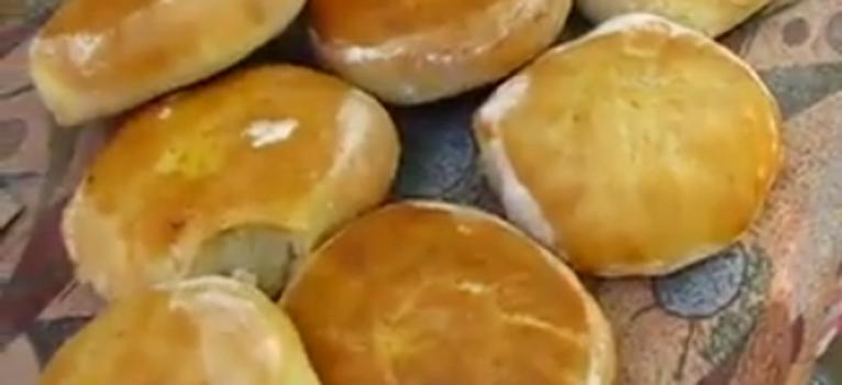 Cum se face painea la test