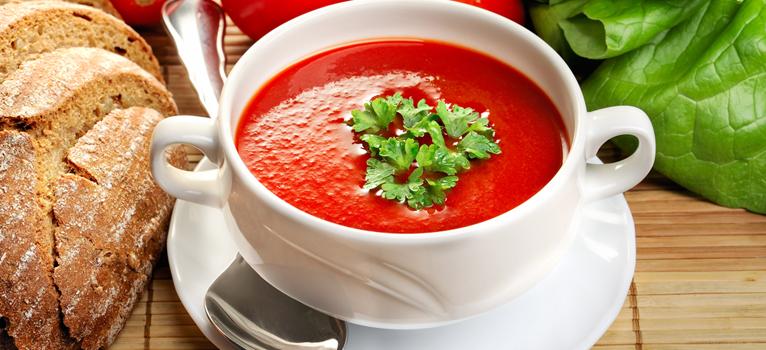 Supa mexicana de rosii