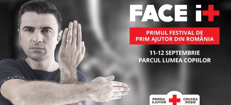 Crucea rosie organizeaza primul Festival de Prim Ajutor din Romania