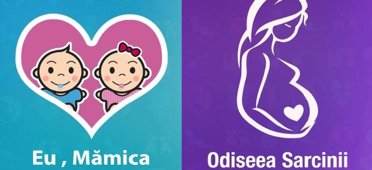 2 aplicatii mobile inedite pentru viitoarele si proaspetele mamici