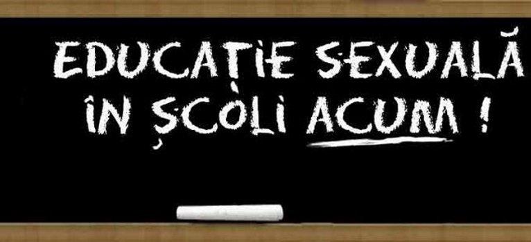 Ministerul Sanatatii sustine introducerea orelor de educatie sexuala in scoli