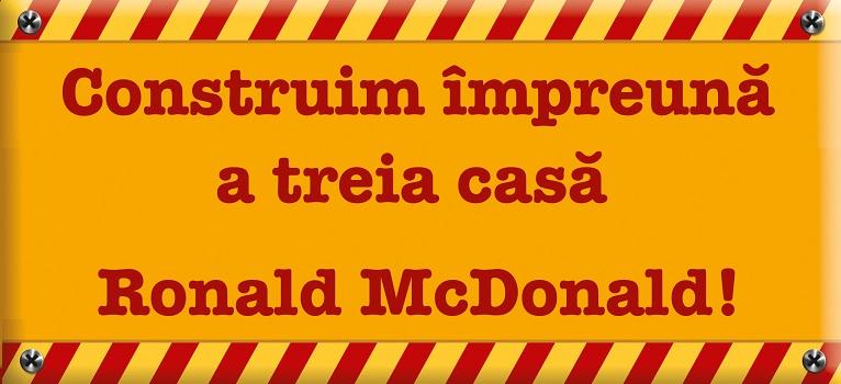 Vino la McDonald's si implica-te in campania Mi-e pofta sa fac bine