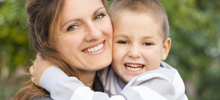 Scrisoare emotionanta de Sarbatori catre toate mamicile singure