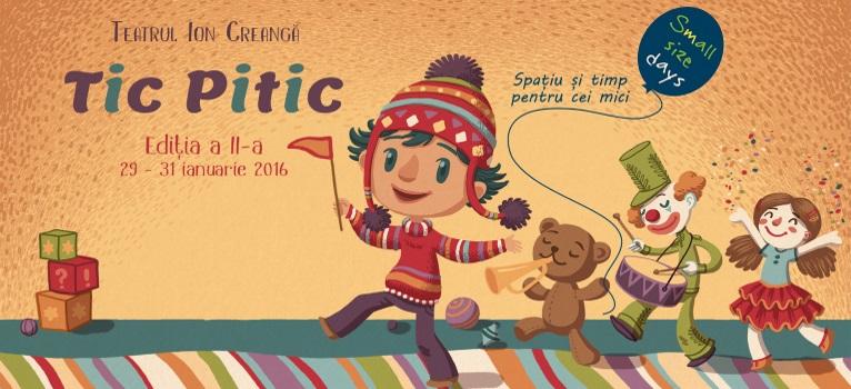 TIC PITIC – un eveniment dedicat copiilor cu varsta intre 0 si 6 ani