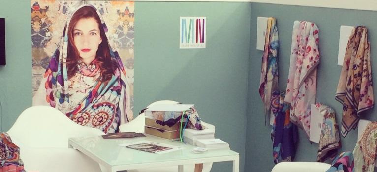 Succes la Londra: Maria Dermengiu, antreprenoare si artista din Romania, vinde international