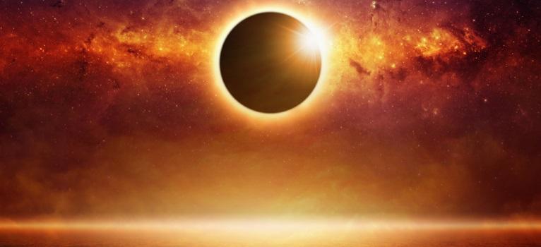 Semnificatii astrologice: ECLIPSA TOTALA DE SOARE - 9 martie 2016