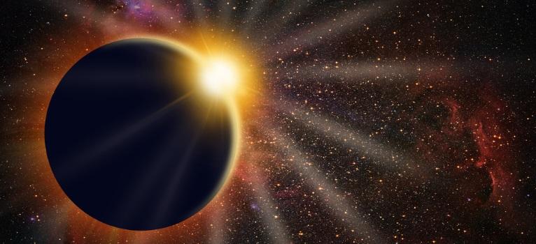 Eclipsa de Soare de pe 9 martie: Cum iti influenteaza Destinul Zodiei tale pentru urmatoarele 6 luni