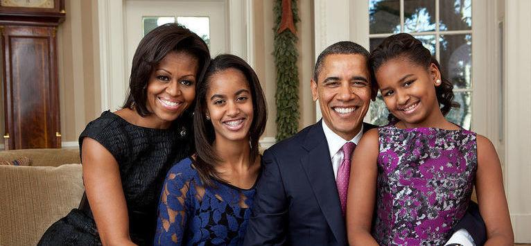 Barack Obama - editorial istoric: Cum ar trebui sa fie un tata de fete!