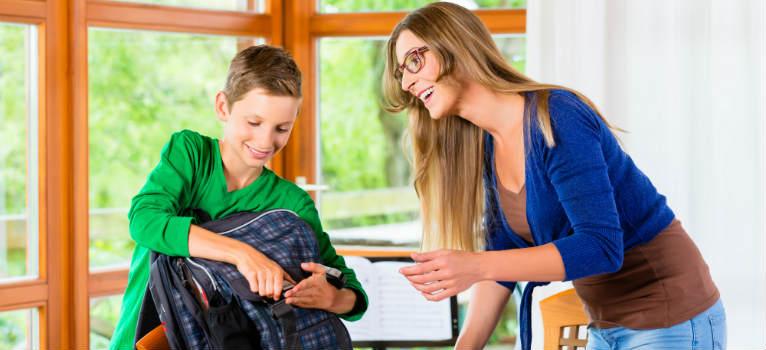 5 lucruri pe care mamicile inteligente le fac inainte de inceperea anului scolar