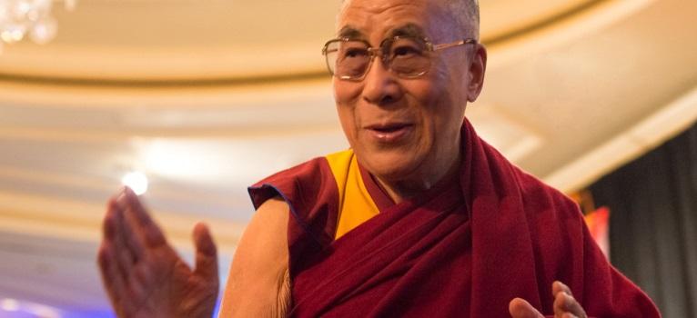 Dalai Lama: Scopul vietii noastre este fericirea