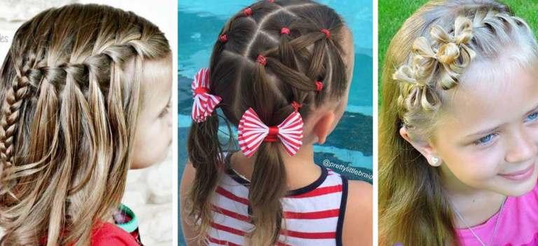 Te topesti cat de frumoase sunt: 22 de Impletituri Adorabile pentru fetita ta!