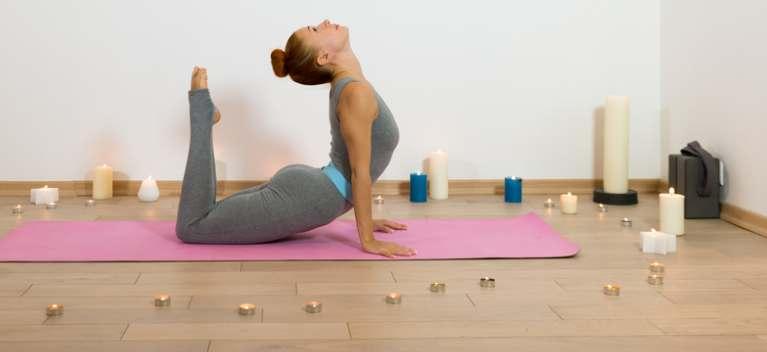 5 exercitii de yoga pentru tiroida si afectiunile ei
