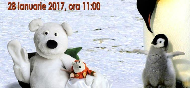 Povesti din taramul inghetat - Polul Sud