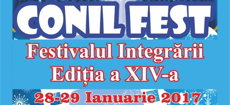 CONIL Fest, Festivalul Integrarii, Editia a- XIV -a