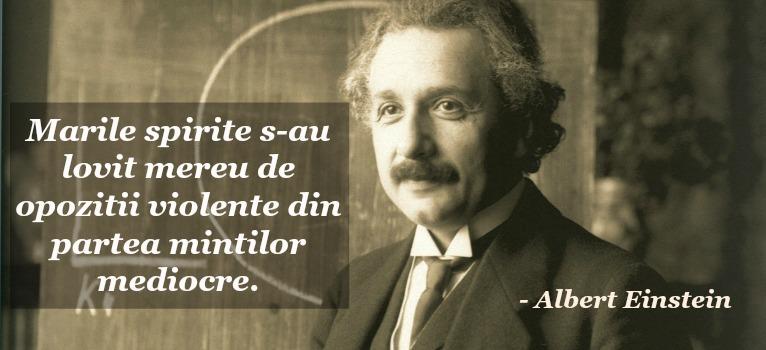 Albert Einstein: 20 de lectii nepretuite de intelepciune