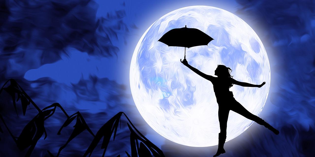 Semnificatii spirituale ale fazelor lunii: Ce inseamna cand ZIUA TA coincide cu LUNA PLINA