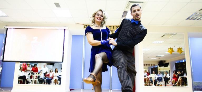 4 stiluri de dans pe care sa le dansezi in primavara aceasta la Arthur Murray