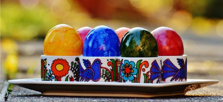 16 urari si felicitari deosebite pentru Sfanta Zi a Pastelui!