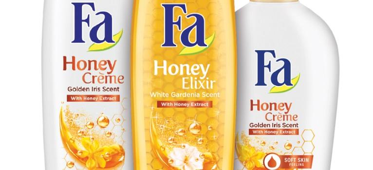 Ingrijire fina cu extract pretios de miere si arome senzuale