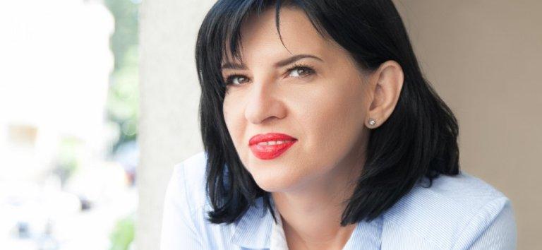 Alina Bota: 'Dupa sarcina, multe mamici devin antreprenor'